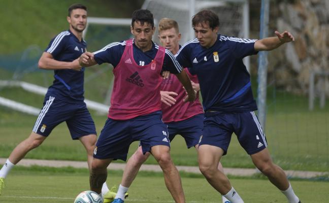 Real Oviedo | Berjón: «Ya nos toca empezar bien»