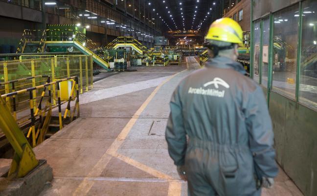 Arcelor se replanteará los recortes si la Unión Europea limita las importaciones de acero