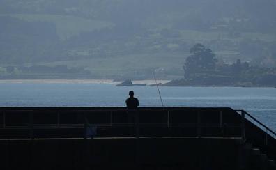 El barco hundido en Lastres se fue a pique «en apenas unos minutos»