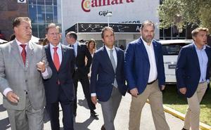 Alfredo Canteli, a favor del área central si hay cambios en el nivel de decisión