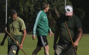 Egea: «El partido del domingo no es un Egea contra Anquela»