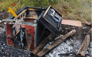 La Guardia Civil desarticula un grupo criminal especializado en robo de vehículos y bares