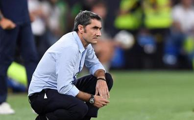 Valverde: «Pensé que era la mejor y por eso aposté por ello»