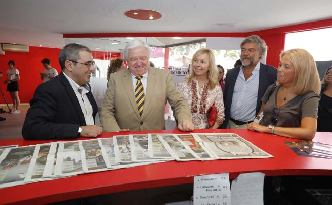 «La Feria es un escaparate para los emprendedores», resalta Vox
