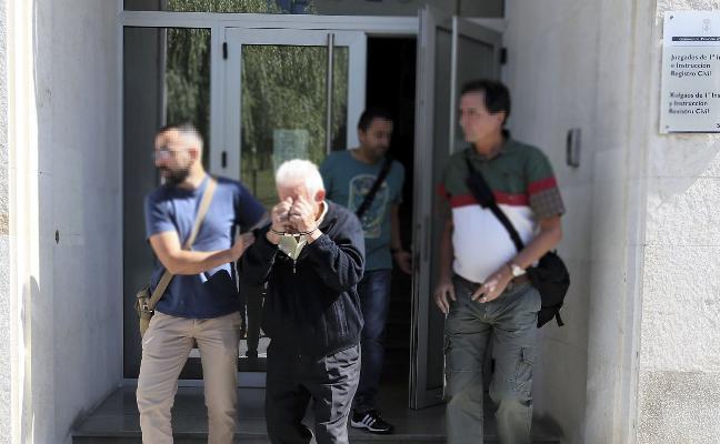 Prisión sin fianza para el octogenario que apuñaló a su expareja en Siero