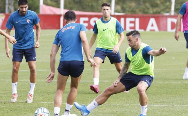 Carmona y Aitor apuntan a titulares en Montilivi