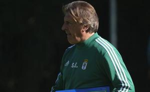 Real Oviedo | «Llegamos muy bien, estoy contento»