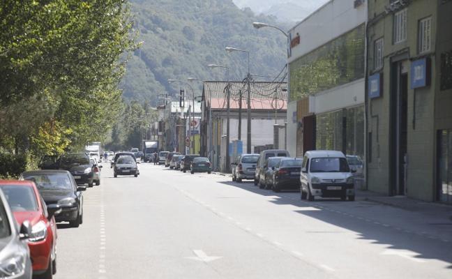 El polígono de Gonzalín estará vigilado por cámaras conectadas con la Policía