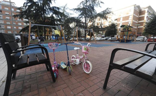 «Ahora podemos volver con los críos al parque de La Algodonera sin problema»