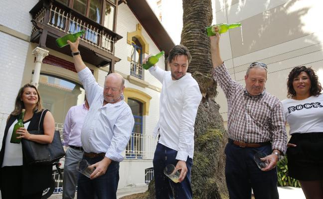 «Este año la Fiesta de la Sidra será más estricta con el control de menores»