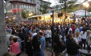 Festejos rectifica y los chiringuitos de San Mateo abrirán hasta las cuatro
