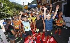 A la carrera en Belmonte para reivindicar el medio rural