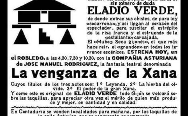 La Compañía Asturiana de Comedias elimina el contenido machista de una obra de 1944