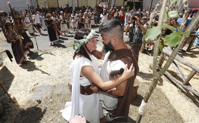 El amor hace historia en Carabanzo