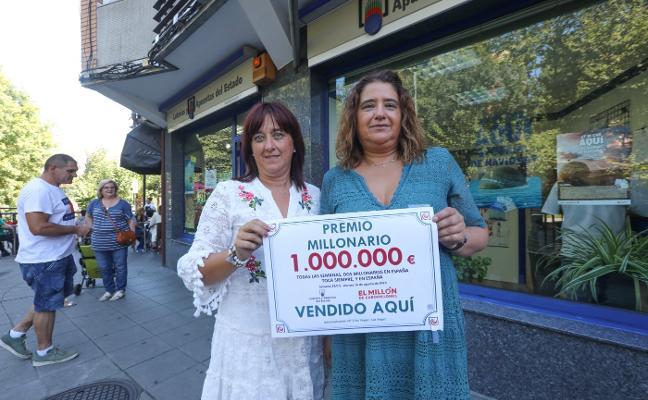«La gente no suele fijarse en El Millón», advierten las loteras de Las Vegas