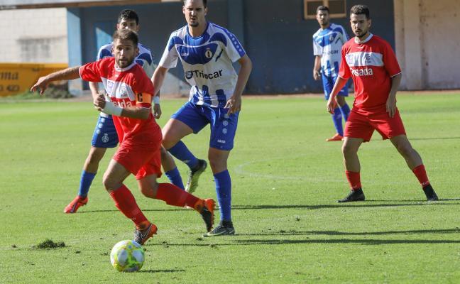 El Real Avilés finaliza la pretemporada con una victoria frente al Marino