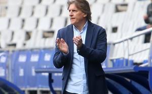 Real Oviedo | Egea da la «bienvenida» al VAR pese a que concedió gol a su rival