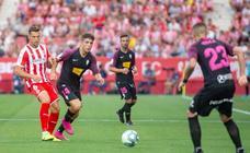 Empate del Sporting ante el Girona (1-1)