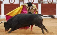 Cierre de la Feria taurina de Begoña