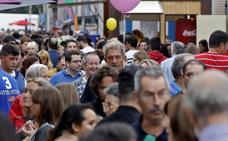 La Feria bate su récord histórico de visitantes en una edición «con más peso institucional»