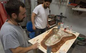 Exportando arte desde Avilés