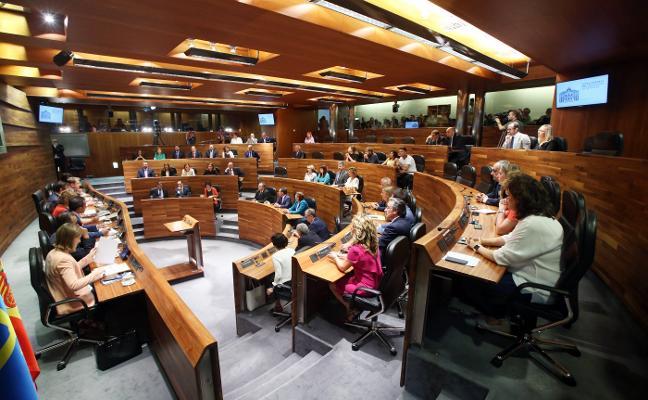 Financiación autonómica, demografía y fiscalidad centrarán el inicio del curso político