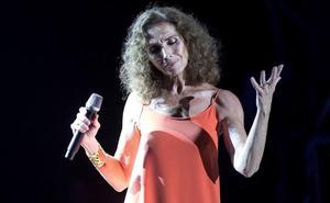 El concierto de Ana Belén en San Agustín, el único en Asturias en su gira 'Vida'
