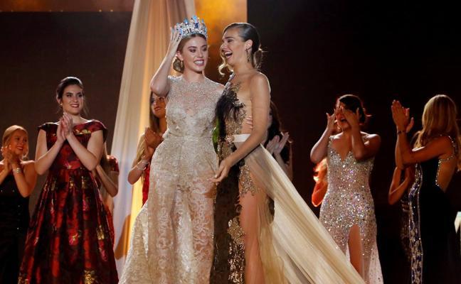 María del Mar Aguilera, Miss Córdoba, es la nueva Miss World Spain