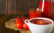 Receta rápida: gazpacho andaluz