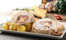 Receta rápida: pechugas de pollo rellenas de queso y jamón cocido