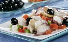 Receta rápida: salpicón de marisco