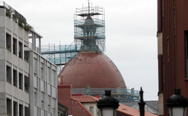 El párroco de San Juan advierte de la «urgencia» de redactar un plan director para las obras
