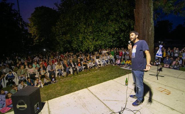 El humorista Joaquín Pajarón pregonará el V Concurso de Sidre Casero de Piloña