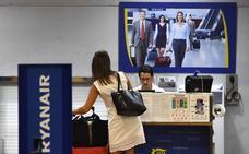 Ryanair cambia tripulaciones y pilotos para frustrar las huelgas en cuatro países europeos