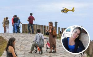 Angustiosa búsqueda de Dévora Salas en Castrillón