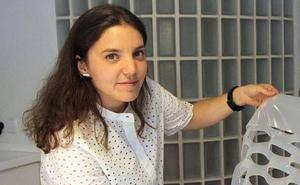 Muere atropellada la diseñadora leonesa de 35 años Elena Zapico