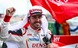 Fernando Alonso disputará la Harrismith 400 con el coche que Toyota llevará al Dakar 2020