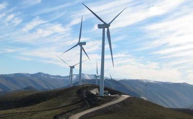 Dos empresas proyectan nueve parques eólicos en ocho concejos del Occidente de Asturias