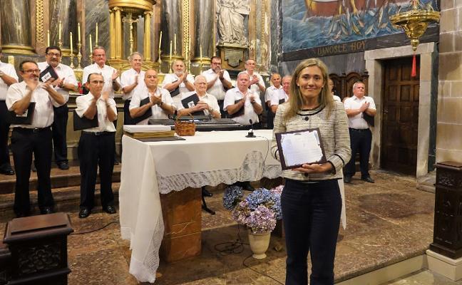 Premio a la ciencia de la villa marinera
