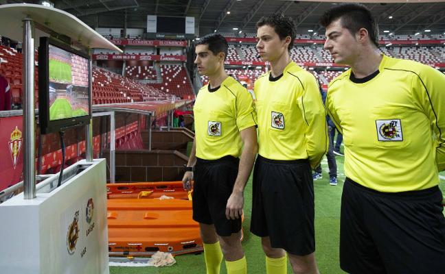Sporting | El VAR ya se pone a punto en Gijón