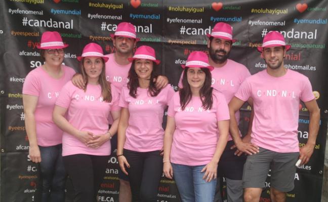 Los 'sombreros viajeros' de Candanal contribuyen a la lucha contra el cáncer