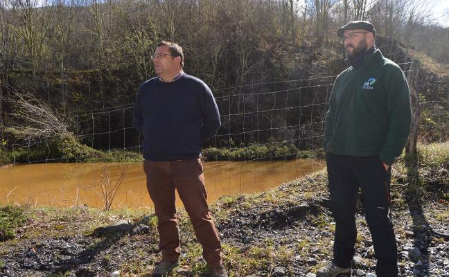 Gillón espera que se restauren los arroyos afectados por la mina «como es debido»