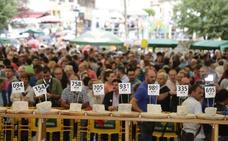 El Certamen del Cabrales comercializará 1.700 kilos de queso