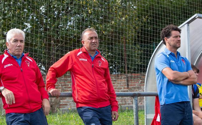 Juanele, entrenador