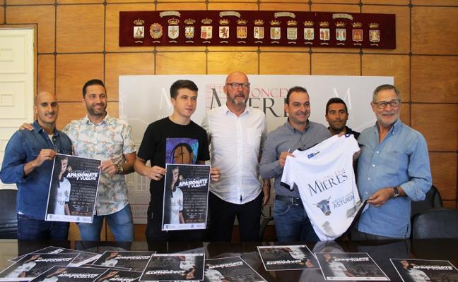 El Caudal Deportivo pide un esfuerzo a los mierenses para que se abonen al club