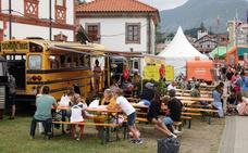 La agenda gastronómica en Asturias