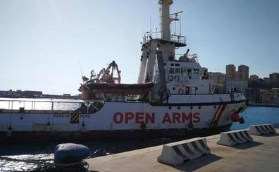 Italia inmoviliza el 'Open Arms' por «graves anomalías» de seguridad