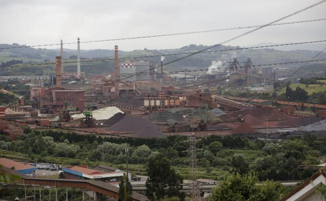 Arcelor aplicará nuevas paradas en Gijón que afectarán a unos 600 trabajadores