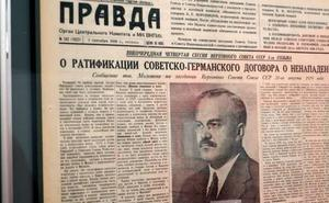 Un pacto firmado entre la URSS y la Alemania nazi hace 80 años solivianta a la sociedad rusa