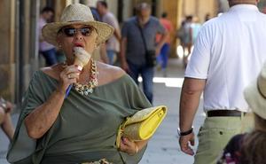 El calor se queda un día más en Asturias